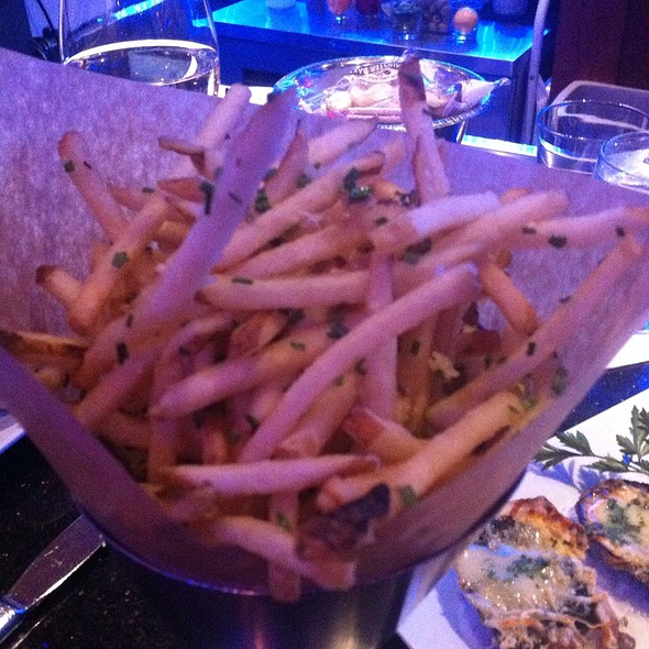 Parmesan Truffle Fries - Oceanaire Seafood Room - Minneapolis, Minneapolis, MN