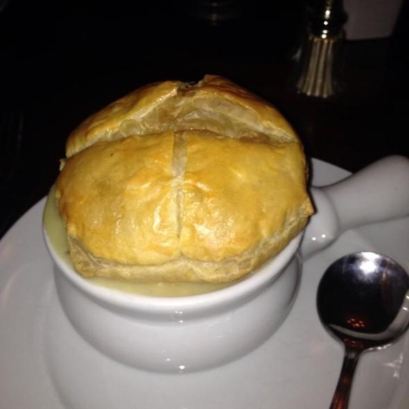 Chicken Pot Pie - Kunkel's Seafood & Steakhouse, Haddon Heights, NJ
