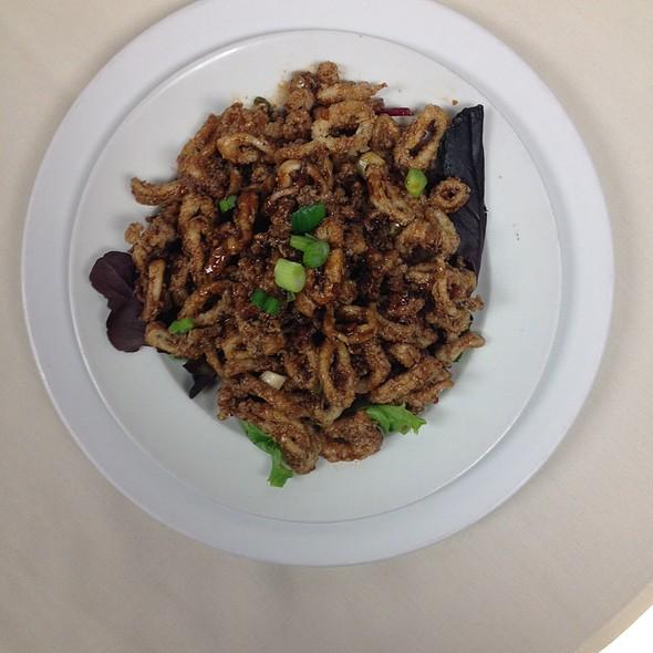Fiery Thai Calamari - Kunkel's Seafood & Steakhouse, Haddon Heights, NJ