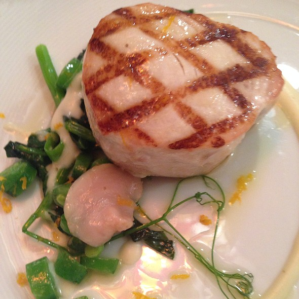 Chargrilled Wahoo - Nicholas, Red Bank, NJ