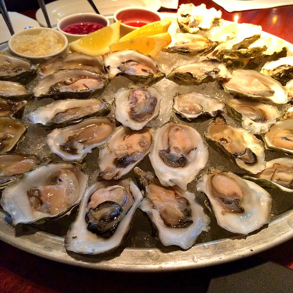 Oysters - The Shore Club - Toronto, Toronto, ON