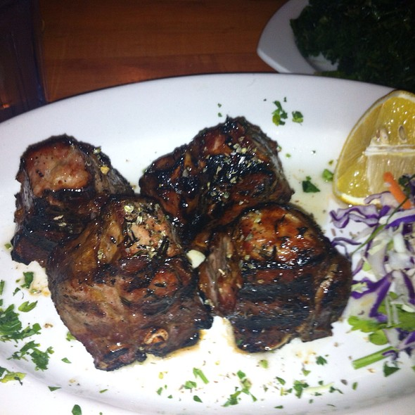 Double Cut Lamb Chops - Greek Taverna - Edgewater, Edgewater, NJ