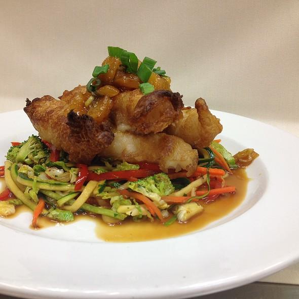 Grouper Special - Kunkel's Seafood & Steakhouse, Haddon Heights, NJ