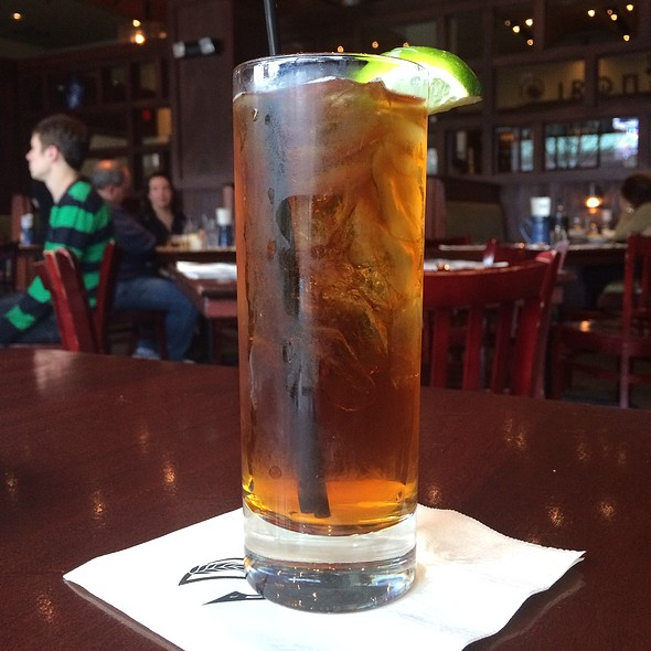 Dark & Stormy - Iron Hill Brewery - Lancaster, Lancaster, PA