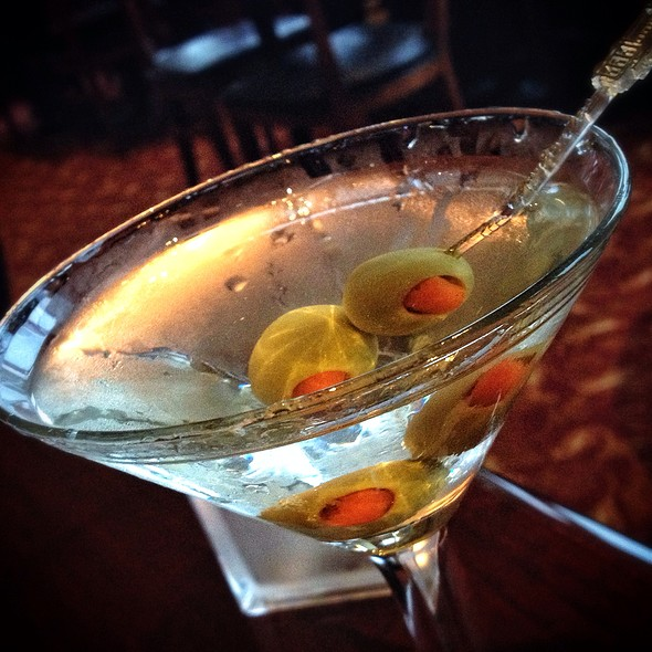 Chopin Martini - Top of the Mark, San Francisco, California