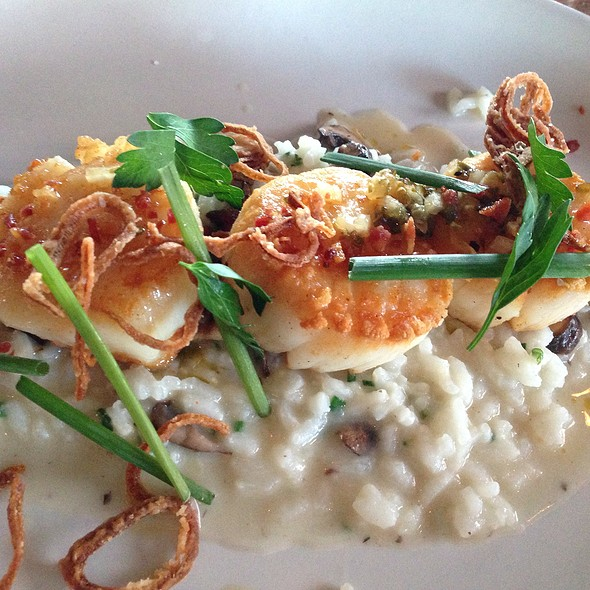 Seared Scallops - North Italia – Denver, Denver, CO