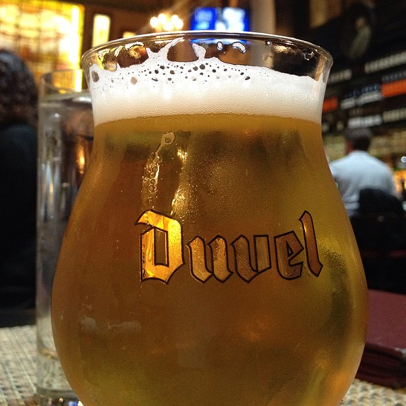 Duvel Ale - Lillie's Times Square, New York, NY