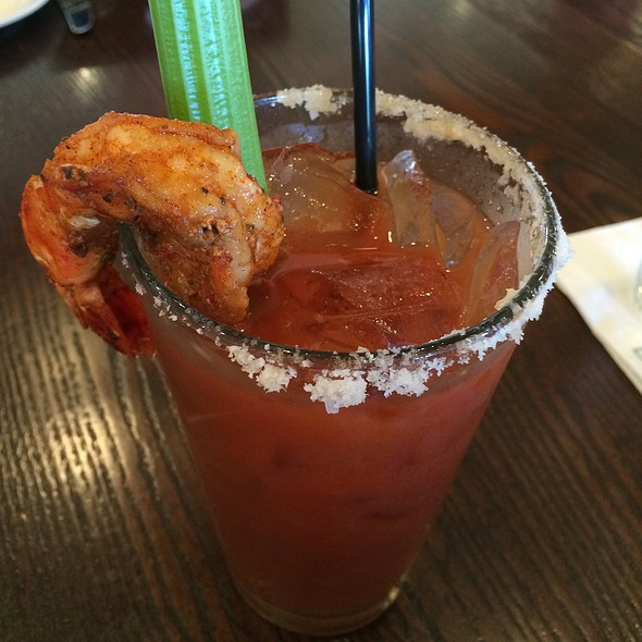 Bloody Mary - Daily Grill - Irvine, Irvine, CA