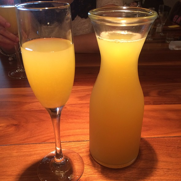 Bottomless Mimosa - Local Kitchen & Wine Merchant, San Francisco, CA