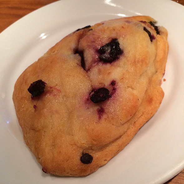 blueberry scone - Local Kitchen & Wine Merchant, San Francisco, CA