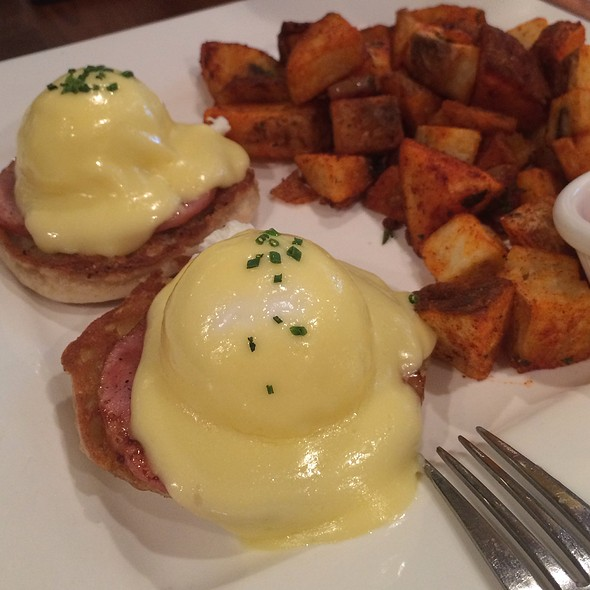 Eggs Benedict - Local Kitchen & Wine Merchant, San Francisco, CA