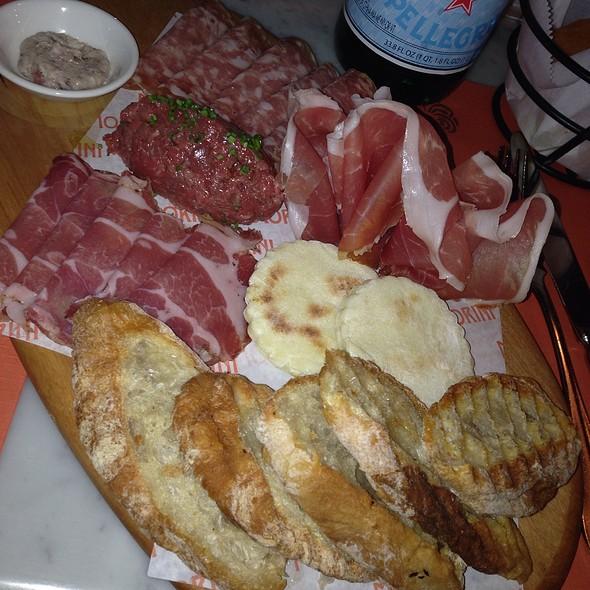 Charcuterie Board - Osteria Morini - New York, New York, NY