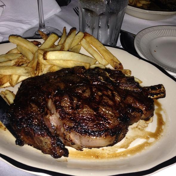 Bone-In Ribeye - Taylor's Prime Steak House, Los Angeles, CA