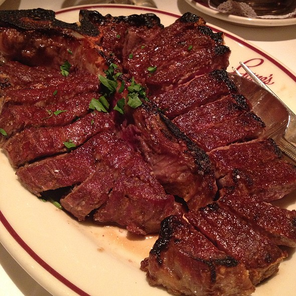 Dry-Aged Porterhouse For Two - Bones, Atlanta, GA