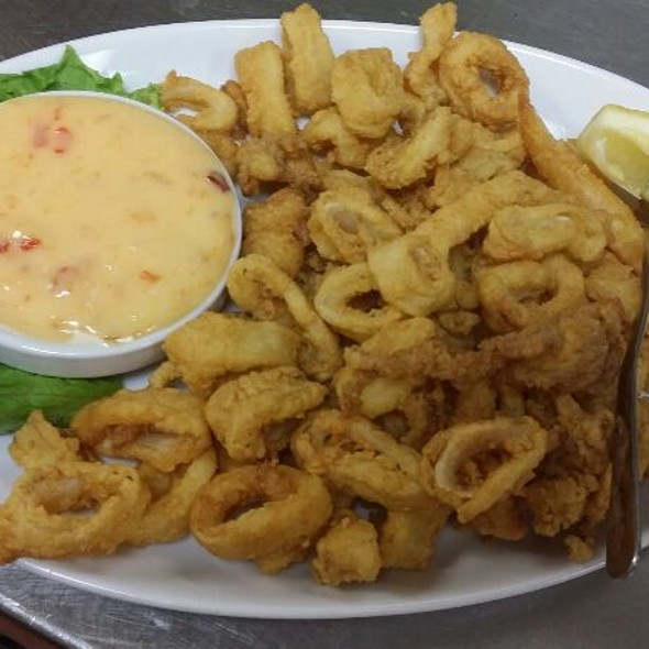 Calamari - Limestone Grille, Fayetteville, NY