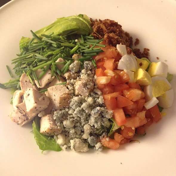 Cobb Salad - Bistro 300 - Hyatt Regency Baltimore, Baltimore, MD