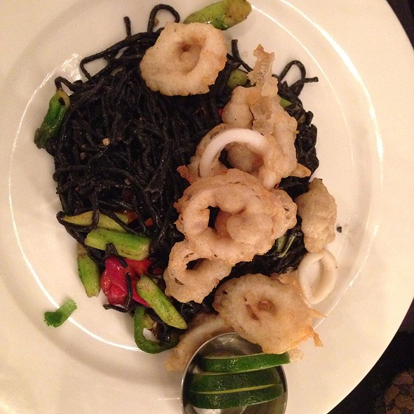 Black Night Noodles - Thaimee Table (Formerly Ngam), New York, NY