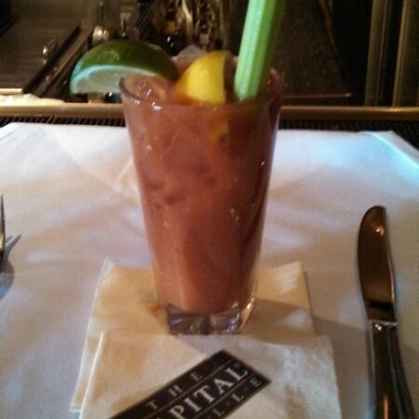 Bloody Mary - The Capital Grille - Cherry Hill, Cherry Hill, NJ