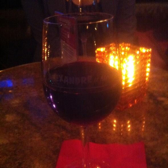 Red Wine - Alexandre & Fils, Montreal, QC