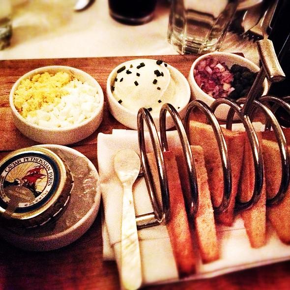 Caviar - Metropolis Oyster Room and Cocktail Bar, New York, NY