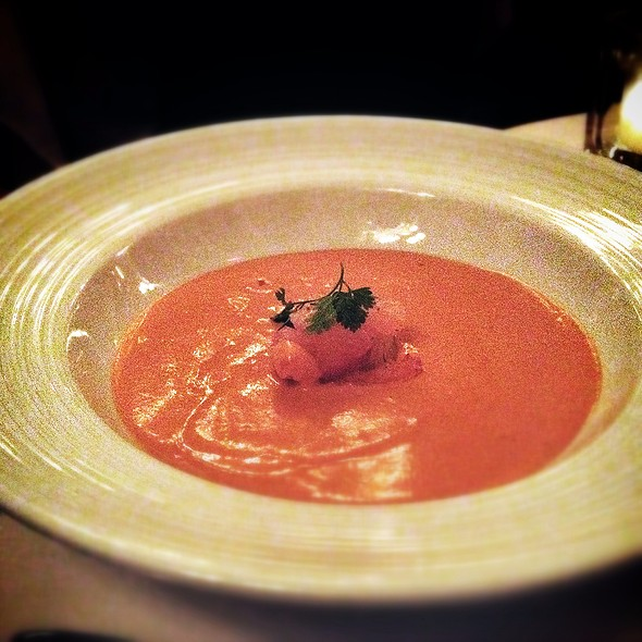 Lobster Bisque - Metropolis Oyster Room and Cocktail Bar, New York, NY
