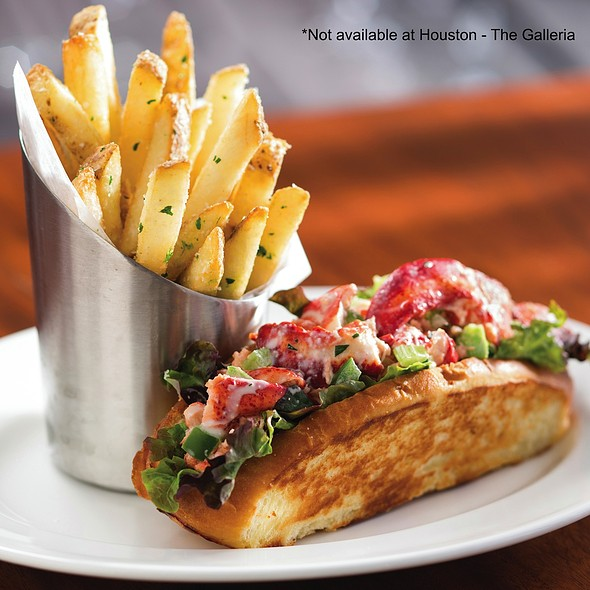Maine Lobster Roll - The Capital Grille - Las Vegas, Las Vegas, NV