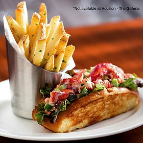 Maine Lobster Roll - The Capital Grille - Pittsburgh, Pittsburgh, PA