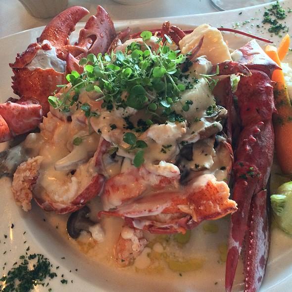 Lobster Thermidor - Chez Francois - Vermilion, Vermilion, OH