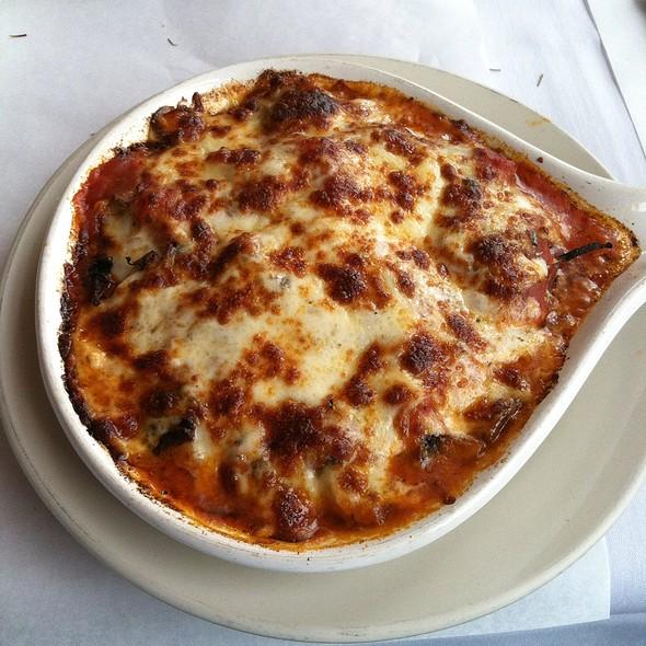 Chicken Parmisiana - La Bettola Italiano, Arlington, VA