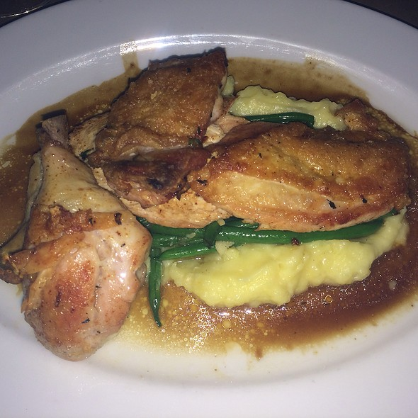 Pan Roasted Chicken - Delicatessen, New York, NY