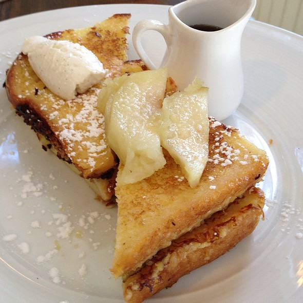 French Toast - The Barn, Bedford, NY