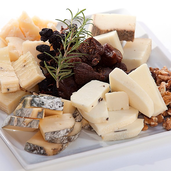 Cheese Platter For Another Lovely Spring Day - Tanino, Los Angeles, CA