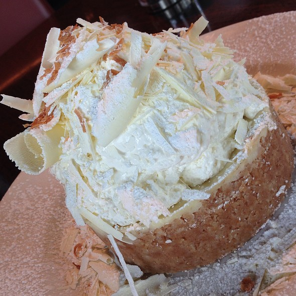 Coconut Cream Pie - Del Frisco's Grille - McKinney Ave - Uptown, Dallas, TX