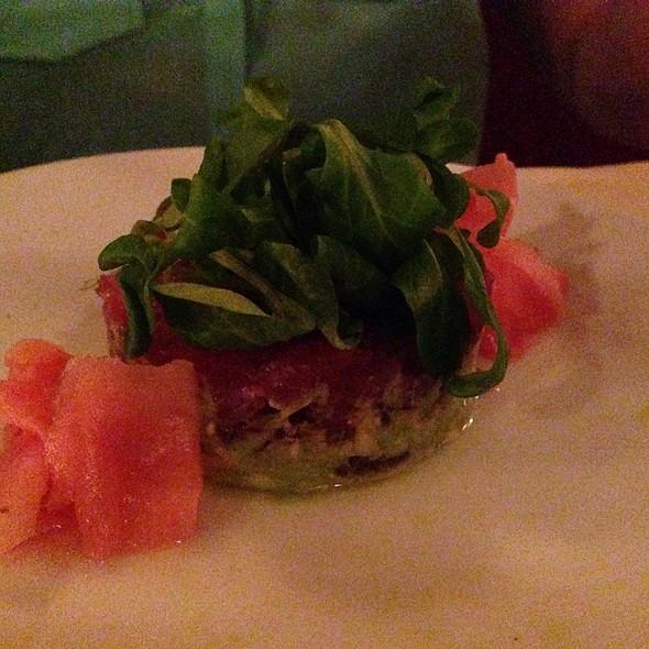 Tuna Tartare - Match 65 Brasserie (formerly Paris Match), New York, NY