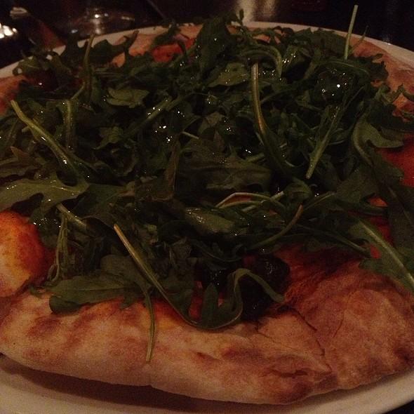Arugula Pizza - Forno Bistro, Saratoga Springs, NY