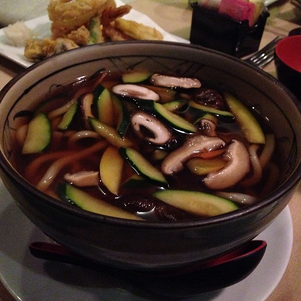 Tempura Udon Soup - Kotta Sushi Lounge - Dallas, Frisco, TX