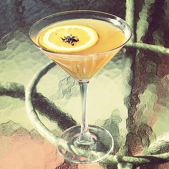 Earl Grey Tea Martini. - Crossroads Chapel Hill, Chapel Hill, NC