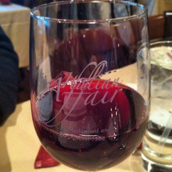 Glass Of Merlot - Italian Affair Restaurant, Glassboro, NJ