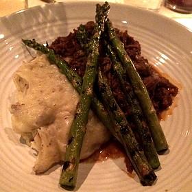 Braised Lamb - Blue Cat Steak & Wine Bar, Burlington, VT