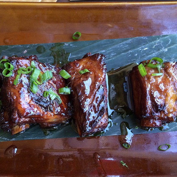 Spareribs - RockSugar Southeast Asian Kitchen, Los Angeles, CA