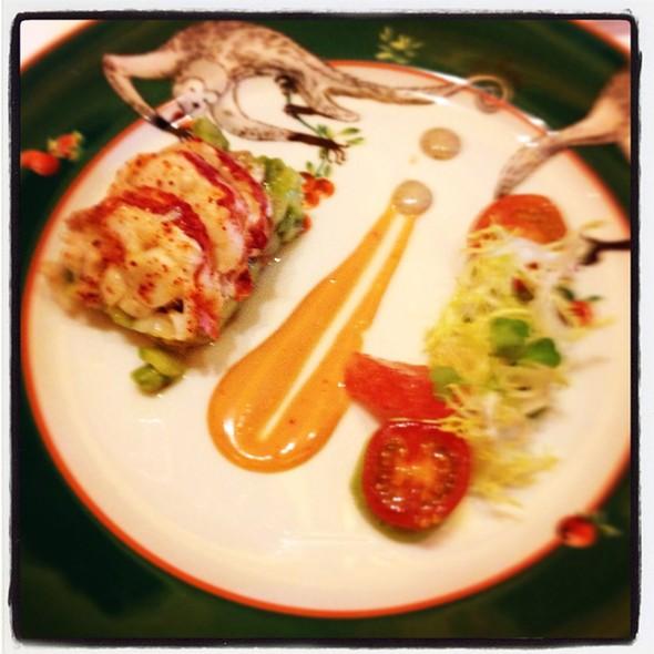 Lobster Salad - Le Cirque - Bellagio, Las Vegas, NV
