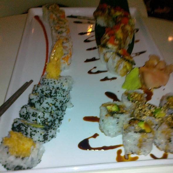 Sushi Platter - Friends Sushi on Rush, Chicago, IL