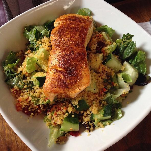 Morroccan Salmon Salad - Marathon - 19th & Spruce, Philadelphia, PA