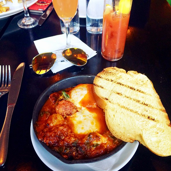 Chorizo Shakshuka - Mezetto, New York, NY