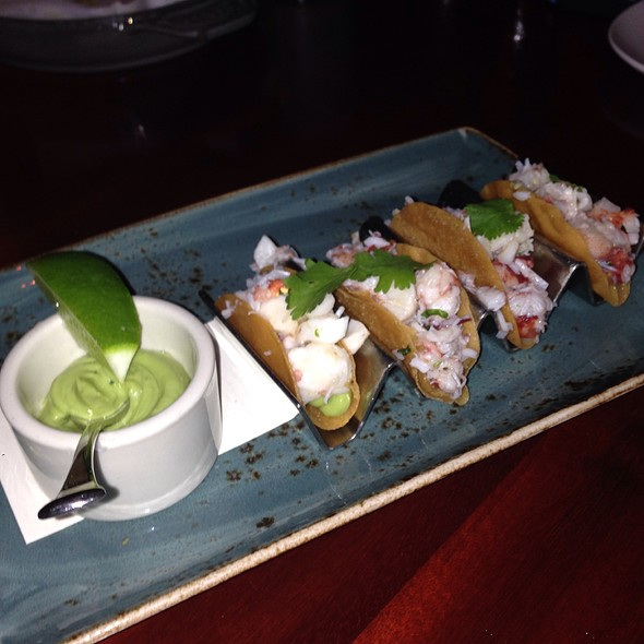 Lobster Tacos - Fix - Bellagio, Las Vegas, NV