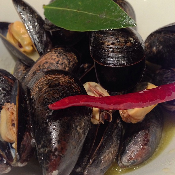 Steamed Mussels - Jaleo - The Cosmopolitan of Las Vegas, Las Vegas, NV