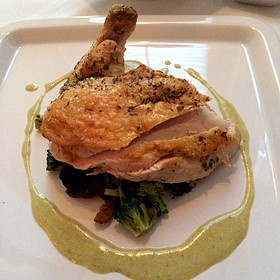 Chicken Provence - Bouquet Restaurant and Wine Bar, Covington, KY
