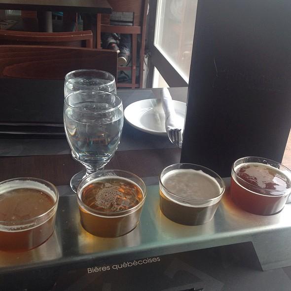 Ipa Tastings - Le Balthazar - Canada, Laval, QC