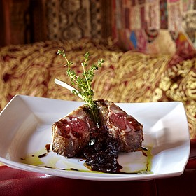 Rack of Lamb - Foundation Room House of Blues Chicago, Chicago, IL