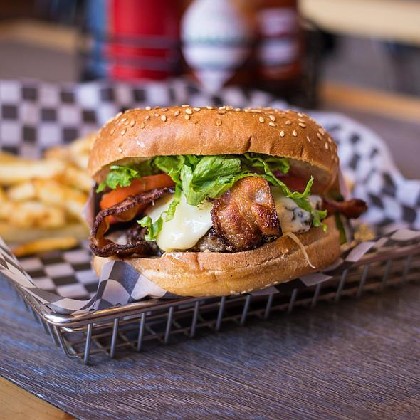 Shack Burger - The Fish Shack, Vancouver, BC
